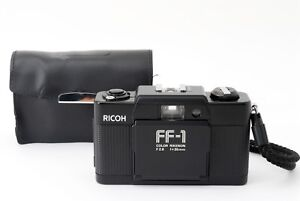 """""""For Parts"""" Ricoh FF-1 35mm Film Camera Japan A794B """"VERY BEAUTIFUL APPEARANCE"""""""