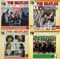 Beatles / Let It Be 1966 HMC TMOQ 4item Set [3CD+5DVD]