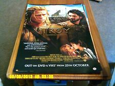 Troy (brad pitt, eric bana) Movie Poster A2