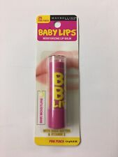 Maybelline Baby Lips Moisturizing Lip Balm In Pink Punch 25 Shade