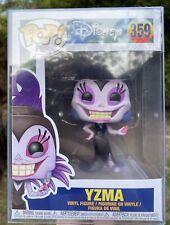 Disney Emperor's New Groove - Yzma #359 Funko Pop Vinyl New in box +PROTECTOR