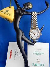 Schwarze mechanische (automatische) Rolex Armbanduhren