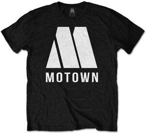 Motown 'M Logo' T-Shirt - NEW & OFFICIAL!