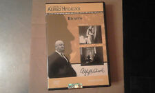 DVD -Il cinema di ALFRED HITCHCOCK- RICATTO -DeAGOSTINI