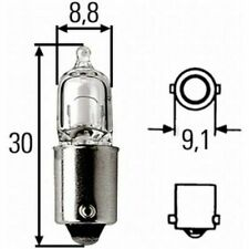10x HELLA 8GH 002 473-132 Glühlampe Standard H20W 12V 20W BA9s