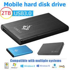 "1TB 2TB USB 3.0 unidad de disco duro externo 2.5"" SATA III Unidad De Disco Duro de dispositivo de almacenamiento de memoria"
