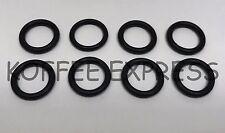 Crathco parts Valve O-Ring (8 o'rings) Replaces Crathco 1012 - 033 black