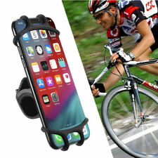 Bike Phone Holder 360°Rotation Silicone Bicycle Motorcycle Handlebar Mount Hold