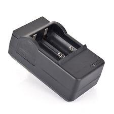 LC_ spina US Dual Caricabatterie per CR123A 16340 batteria ricaricabile Li-Ion