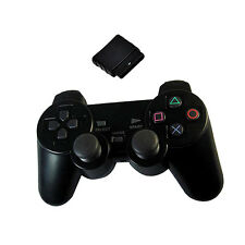 New Wireless Shock Game Controller Joypad Joystick for Sony Playstation 2 PS2