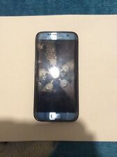 Samsung Galaxy S7 edge SM-G935 - 32GB - Blue Coral Unlock For (AT&T) Smartphone