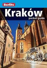 Berlitz Pocket Guide Krakow Latest Edition