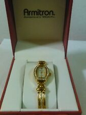 NIB ARMITRON NOW LADIES WATCH 753H NEW BATTERY