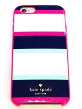 """Kate Spade New York Hybrid Hardshell Case for iPhone 6 & 6s 4.7"""" Multi Stripe"""