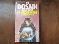 The Dosadi Experiment by Frank Herbert (Paperback, 1978)