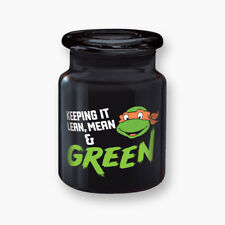 TMNT LEAN MEAN AND GREEN APOTHECARY JAR