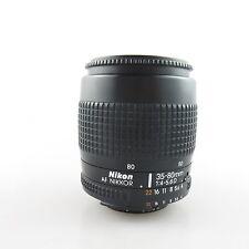 Nikon AF Nikkor 35-80mm 1:4-5.6 D Objektiv / lens