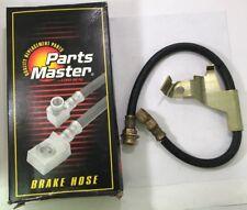 Brake Hydraulic Hose Front Left Parts Master BH110990