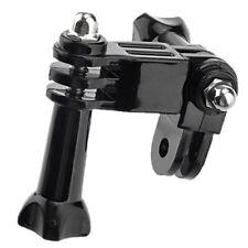 Three-way Adjustable Pivot Arm Bar Mount Holder Bracket for Gopro Hero Camera LW