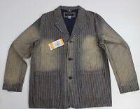 Clench Jeans Denim Jacket Unisex - Brand New - FREE RETURN