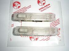 HOLDEN VT VX VY VZ COMMODORE/CALAIS/HSV REAR INTERIOR LIGHTS X 2 NEW GENUINE GMH