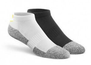 Dr Comfort Diabetic No Show Socks Supports Shape to Fit Seamless Unisex Ache NEW