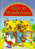 """AS NEW"" Alice in Wonderland (Brimax classics), Carroll, Lewis, Book"