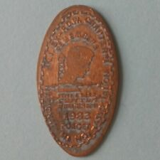 National Forget-Me-Not Association Remembers Pow Mia 1983 Nj Elongated '83 Penny