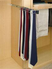 Rev-A-Shelf Trc-14cr Trc Tie Rack Chrome, PartNo TRC-14CR, by Rev-A-Shelf
