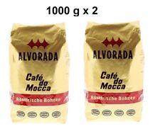 Alvorada Cafe Do Mocca Ganze Bohne 1000 g x 2