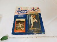 1988 Starting Lineup Roger Clemens Kenner Boston Red Sox Baseball figure card 21