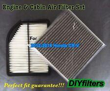 AF6274 & C35519C CRV 2012-2014 CR-V Engine Air Filter & Carbonized Cabin Filter
