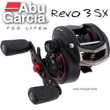 Abu Garcia REVO 3 SX Low Profile Baitcaster Fishing Reel - Australian Warranty