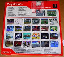 *NEW* Playstation One 1 Console System SCPH-5501/94005 PS1
