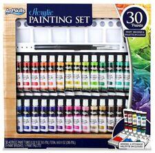 ARTSKILLS 30 Piece Acrylic Painting Set - SHIPS FREE!