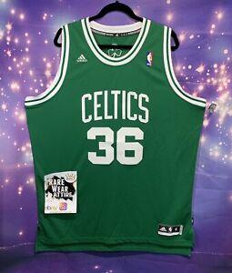RARE VTG NBA Adidas Boston Celtics Shaquille O'Neal Jersey Sz XL 36 Shaq New