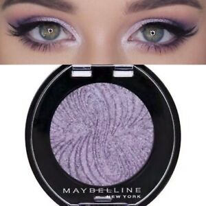 Maybelline Purple Eye Shadow Color Show Shimmer Disco Purple Eyeshadow