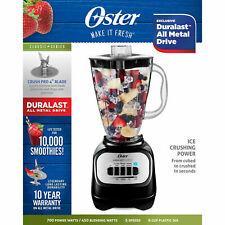 Oster Classic Series 6-speed Blender, Black