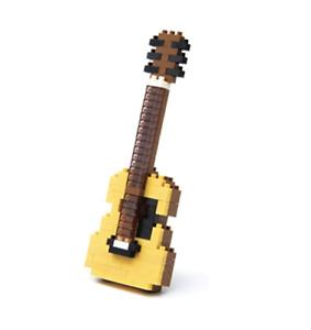 NanoBlock Mini Acoustic Guitar