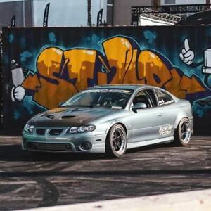 04-06 Pontiac GTO SAP Style KBD Urethane Front Body Kit Bumper Lip!!! 37-6000