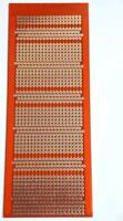 Universal PCB Laminate Board THT 63x164mm 1080 holes for IC integrated circuits