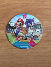 Mario and Sonic at the London 2012 Olympic Games for Nintendo Wii *Disc Only*