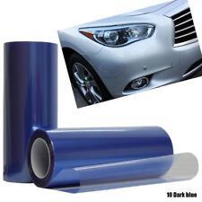 30*60/30*100cm Car Headlight Sticker Tint Film Taillight Vinyl Fog Light Wrap YU