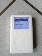 Ipod 3. Generation weiß 15 GB