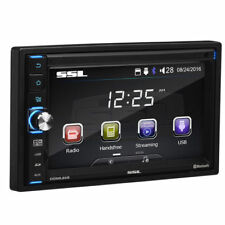 SoundStorm DDML65B Double DIN Bluetooth Digital Media Car Stereo Receiver