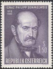 Austria 1965 Dr I Semmelweis/Physician/Doctor/Medical/Health/People 1v (at1081a)