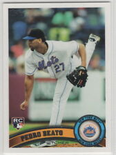 2011 Topps Baseball New York Mets Team Set