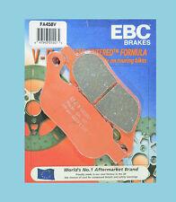 EBC FA458V Semi Sintered Rear Brake Pads Harley Davidson FXSTC Softail 2008-15