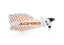New Acerbis X-ULTIMATE Handguards Motocross Guards White OR KTM SX SXF EXC EXCF