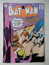 DC Comics - Batman Comic Book - No. 117 - August 1958